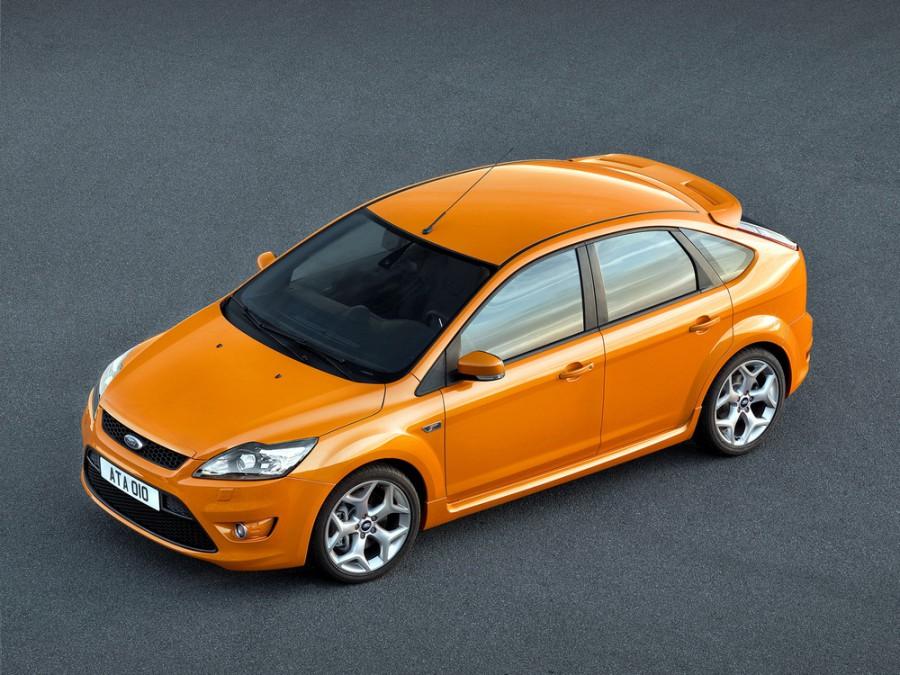 Ford Focus ST хетчбэк 5-дв., 2008–2011, 2 поколение [рестайлинг] - отзывы, фото и характеристики на Car.ru