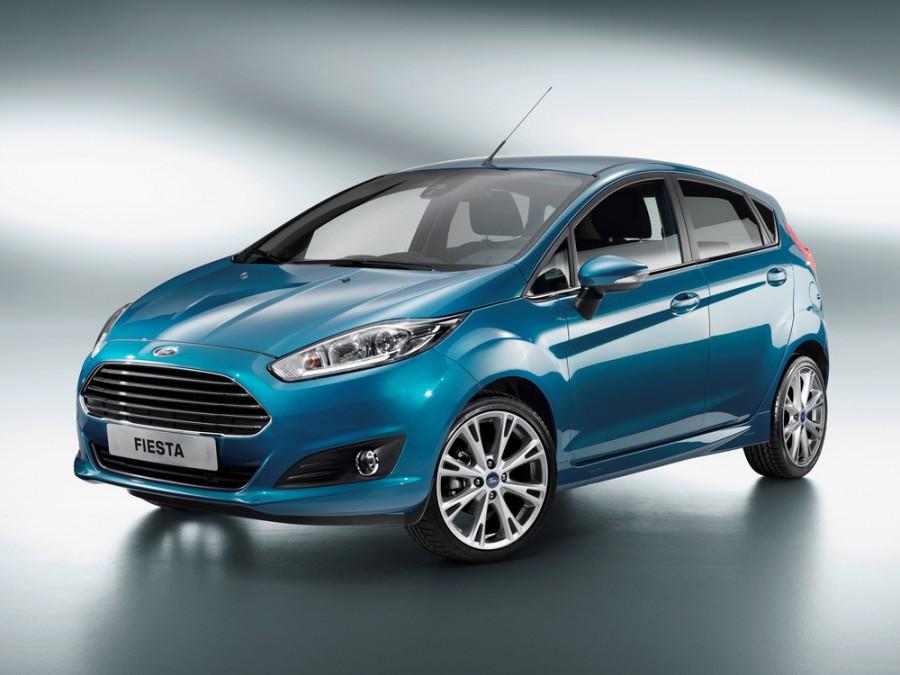 Ford Fiesta хетчбэк 5-дв., 2013–2016, 6 поколение [рестайлинг] - отзывы, фото и характеристики на Car.ru