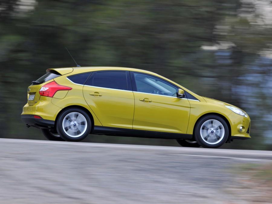 Форд Фокус — отзывы владельцев (с фото)
