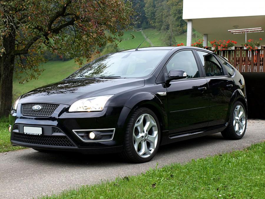Ford Focus ST хетчбэк 5-дв., 2004–2008, 2 поколение - отзывы, фото и характеристики на Car.ru