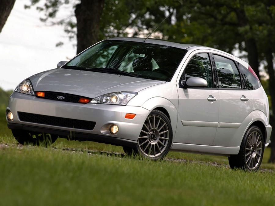 Ford Focus Hatchback (USA) хетчбэк 5-дв., 1998–2004, 1 поколение - отзывы, фото и характеристики на Car.ru