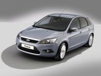 Ford Focus, 2 поколение [рестайлинг], Хетчбэк 5-дв., 2008–2011