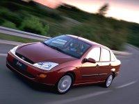 Ford Focus, 1 поколение, Седан 4-дв., 1998–2004