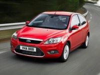Ford Focus, 2 поколение [рестайлинг], Хетчбэк 3-дв., 2008–2011