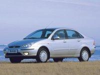 Ford Focus, 1 поколение [рестайлинг], Седан, 2001–2004