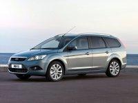 Ford Focus, 2 поколение [рестайлинг], Универсал 5-дв., 2008–2011