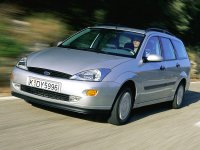 Ford Focus, 1 поколение, Turnier универсал 5-дв., 1998–2004