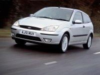 Ford Focus, 1 поколение [рестайлинг], Хетчбэк 3-дв., 2001–2004
