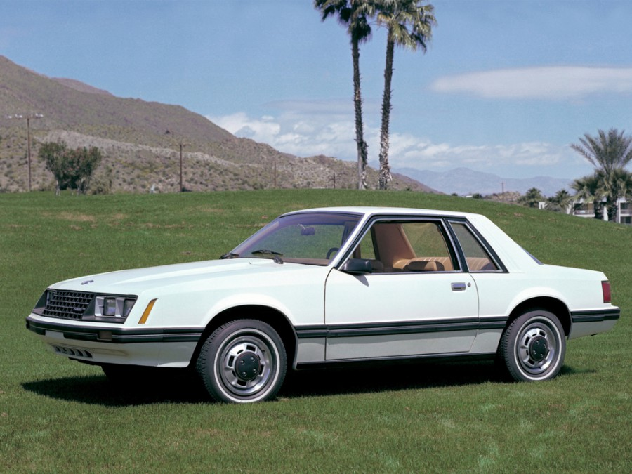 Ford Mustang купе, 1978–1993, 3 поколение - отзывы, фото и характеристики на Car.ru