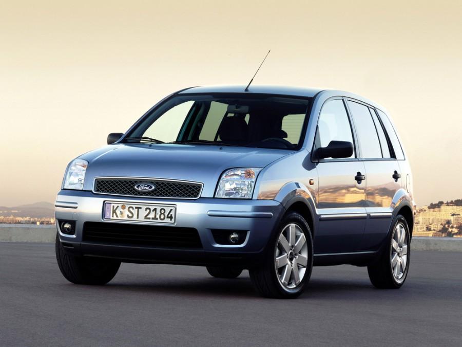 Ford Fusion хетчбэк, 2002–2005, 1 поколение - отзывы, фото и характеристики на Car.ru