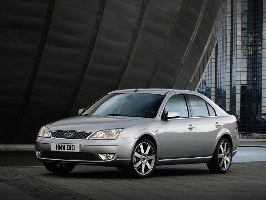 Ford Mondeo хетчбэк, 2005–2007, 3 поколение [рестайлинг] - отзывы, фото и характеристики на Car.ru