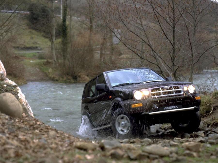 Ford Maverick внедорожник 3-дв., 1996–1998, 1 поколение [рестайлинг] - отзывы, фото и характеристики на Car.ru