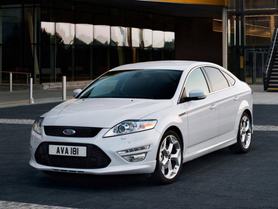 Ford Mondeo лифтбэк, 2010–2016, 4 поколение [рестайлинг] - отзывы, фото и характеристики на Car.ru