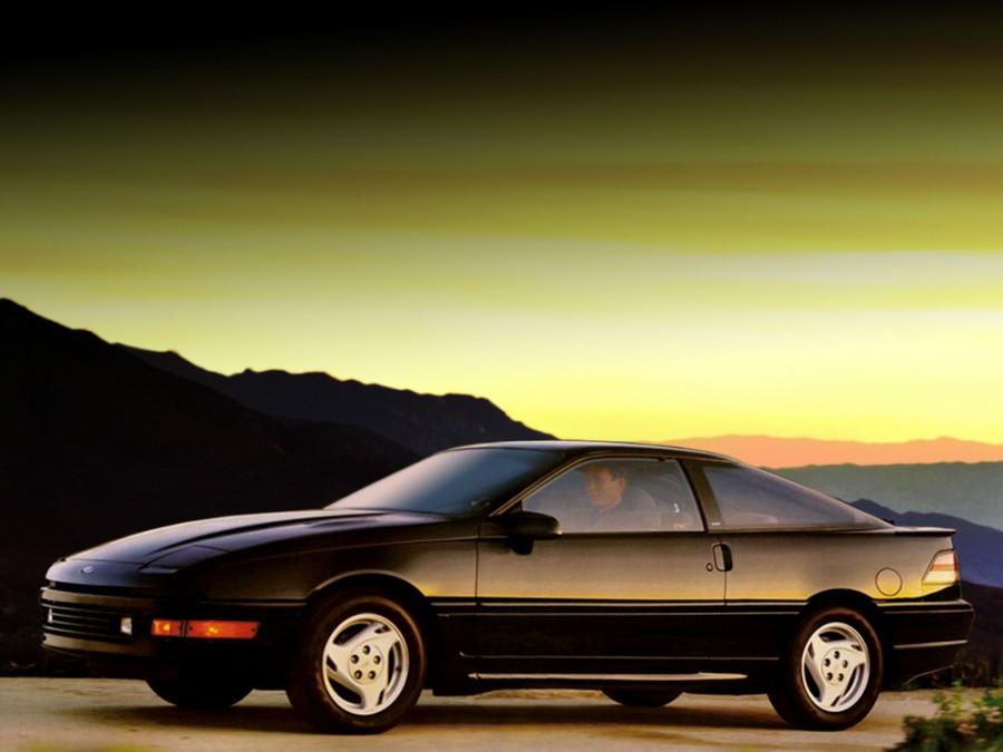 Ford Probe купе, 1988–1993, 1 поколение - отзывы, фото и характеристики на Car.ru
