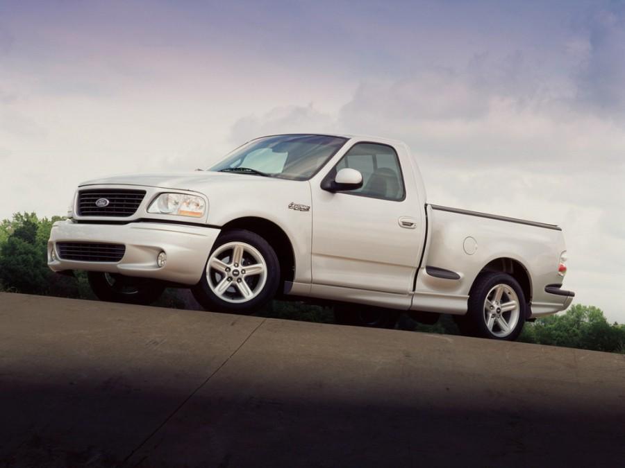 Ford F-Series F-150 SVT Lighting пикап 2-дв., 1996–2003, 10 поколение - отзывы, фото и характеристики на Car.ru