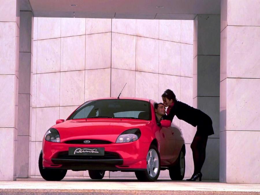 Ford Puma купе, 1997–2001, 1 поколение - отзывы, фото и характеристики на Car.ru