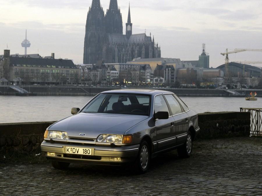 Ford Scorpio хетчбэк, 1985–1992, 1 поколение - отзывы, фото и характеристики на Car.ru