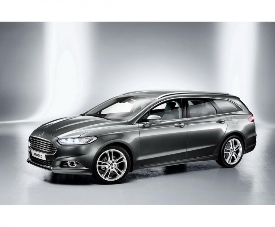 Ford Mondeo универсал, 2015–2016, 5 поколение - отзывы, фото и характеристики на Car.ru