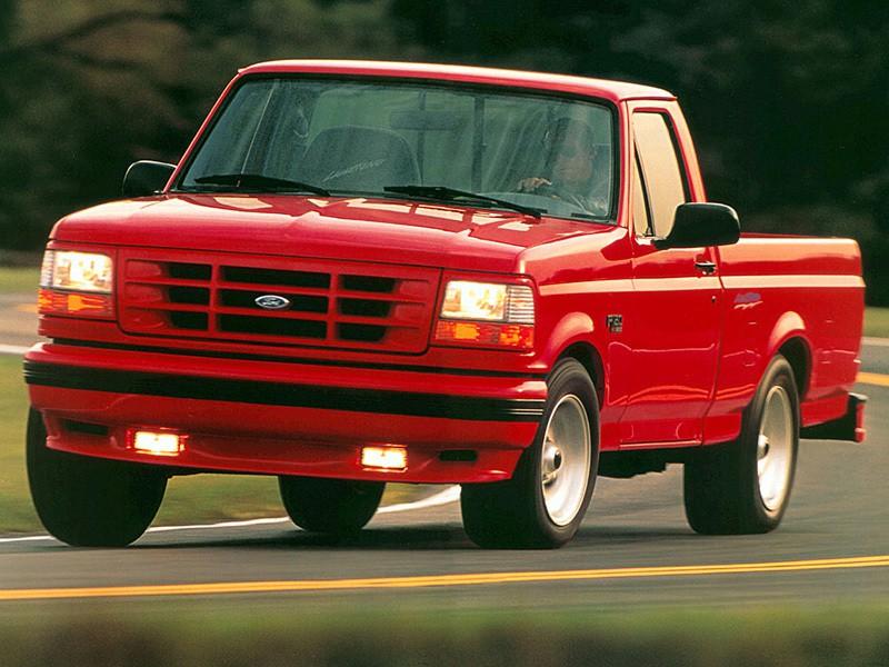 Ford F-Series F-150 SVT Lighting пикап 2-дв., 9 поколение - отзывы, фото и характеристики на Car.ru