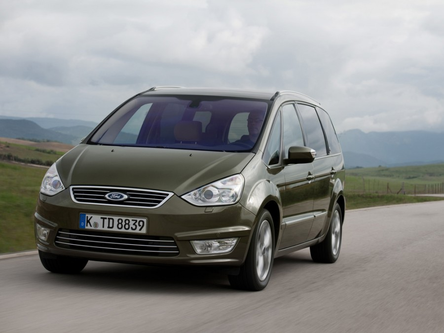 Ford Galaxy минивэн, 2010–2015, 2 поколение [рестайлинг] - отзывы, фото и характеристики на Car.ru