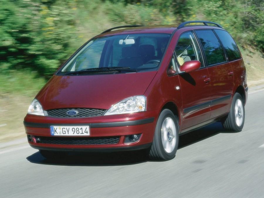 Ford Galaxy минивэн, 2000–2006, 1 поколение [рестайлинг] - отзывы, фото и характеристики на Car.ru