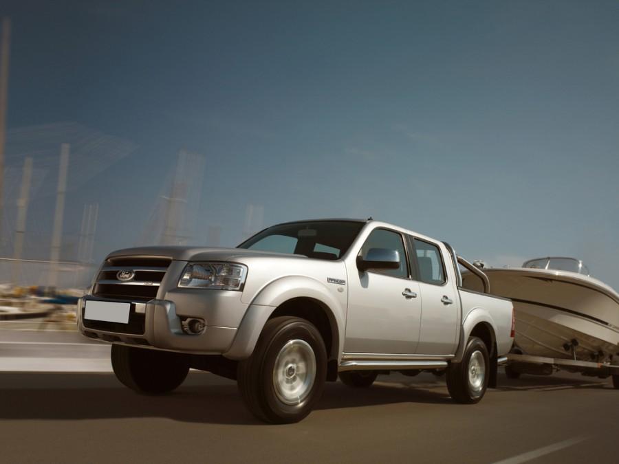 Ford Ranger, Абакан