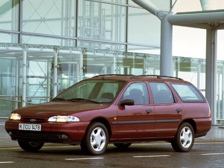 Ford Mondeo универсал, 1993–1996, 1 поколение - отзывы, фото и характеристики на Car.ru