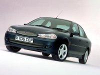 Ford Mondeo, 2 поколение, Хетчбэк, 1996–2000