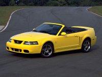 Ford Mustang, 4 поколение, Кабриолет, 1993–2005
