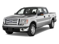 Ford F-Series, 12 поколение, F-150 supercrew пикап 4-дв., 2009–2016