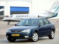 Ford Mondeo, 3 поколение [рестайлинг], Седан, 2005–2007