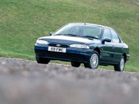 Ford Mondeo, 1 поколение, Седан, 1993–1996