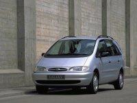 Ford Galaxy, 1 поколение, Минивэн 5-дв., 1995–2000