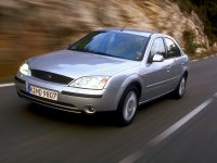 Ford Mondeo, 3 поколение, Хетчбэк, 2000–2005