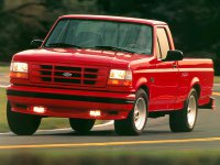 Ford F-Series, 9 поколение, F-150 svt lighting пикап 2-дв.