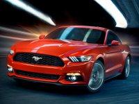 Ford Mustang, 6 поколение, Купе
