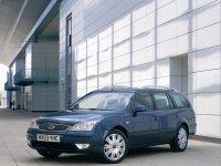 Ford Mondeo, 3 поколение [рестайлинг], Универсал 5-дв., 2005–2007