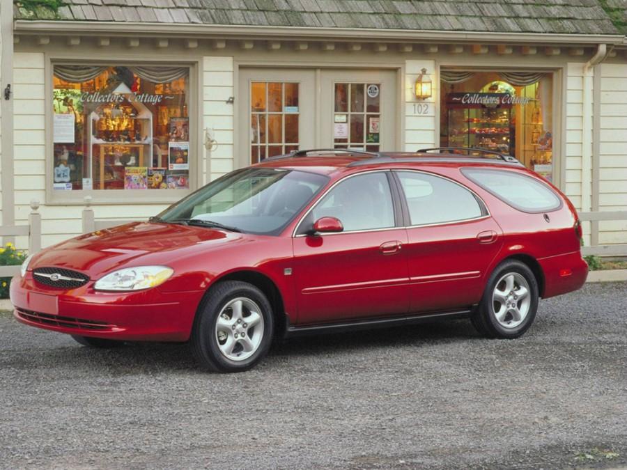 Ford Taurus универсал, 2000–2007, 4 поколение - отзывы, фото и характеристики на Car.ru