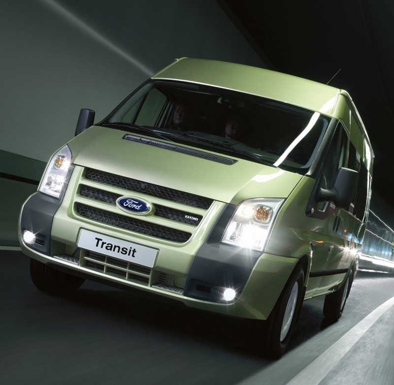 Ford Transit Kombi микроавтобус 5-дв., 2006–2015, 6 поколение - отзывы, фото и характеристики на Car.ru