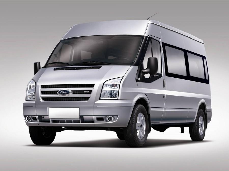 Форд Транзит 2007 года, 2.2 литра, Здравствуйте, механика ...