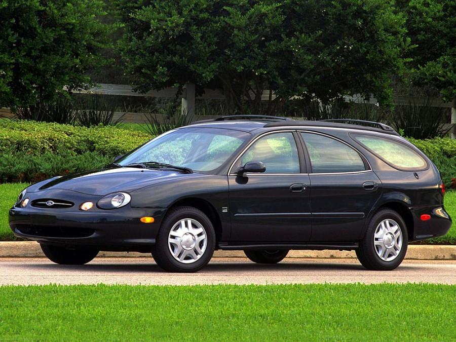 Ford Taurus универсал, 1996–1999, 3 поколение - отзывы, фото и характеристики на Car.ru