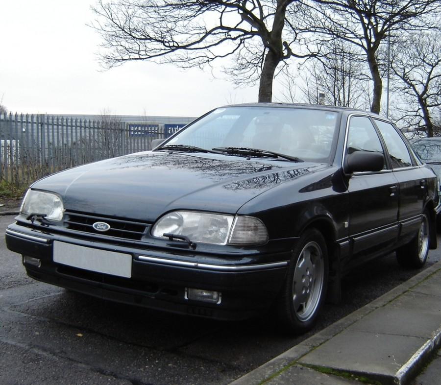 Ford Scorpio хетчбэк, 1992–1994, 1 поколение [рестайлинг] - отзывы, фото и характеристики на Car.ru