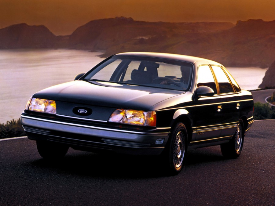 Ford Taurus седан, 1986–1991, 1 поколение - отзывы, фото и характеристики на Car.ru