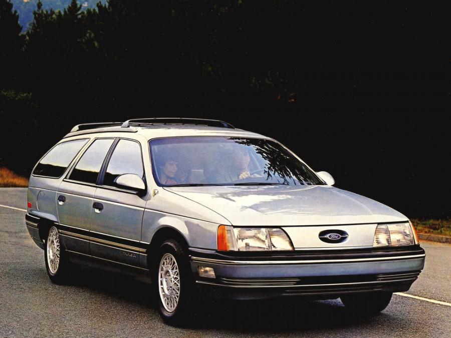 Ford Taurus универсал, 1986–1991, 1 поколение - отзывы, фото и характеристики на Car.ru