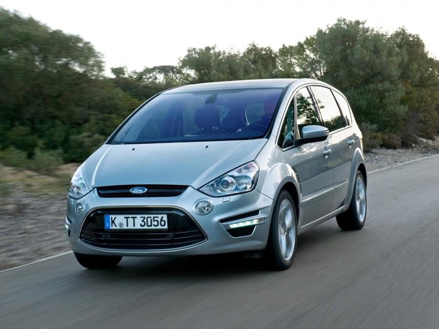 Ford S-MAX минивэн, 2010–2015, 1 поколение [рестайлинг] - отзывы, фото и характеристики на Car.ru