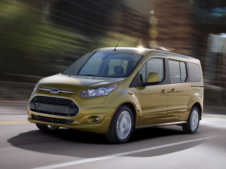 Ford Tourneo Connect минивэн, 2 поколение - отзывы, фото и характеристики на Car.ru