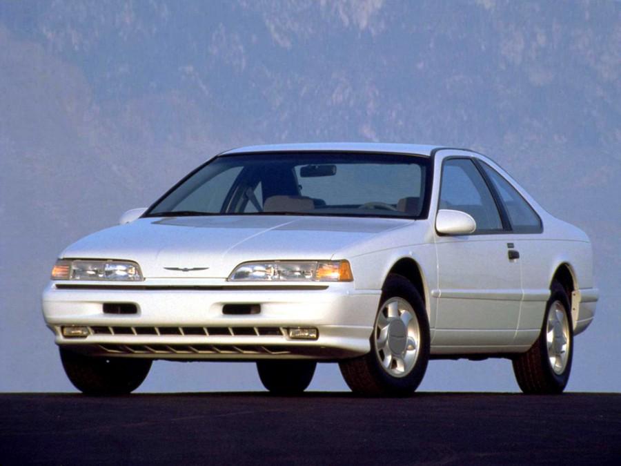 Ford Thunderbird купе, 1989–1997, 10 поколение - отзывы, фото и характеристики на Car.ru