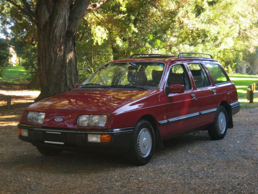 Ford Sierra универсал, 1982–1987, 1 поколение - отзывы, фото и характеристики на Car.ru