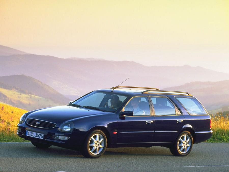 Ford Scorpio Turnier универсал, 1994–1998, 2 поколение - отзывы, фото и характеристики на Car.ru