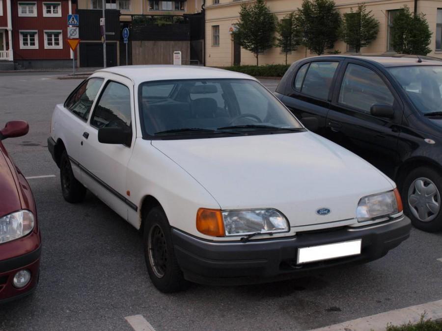 Ford Sierra хетчбэк 3-дв., 1987–1993, 1 поколение [рестайлинг] - отзывы, фото и характеристики на Car.ru